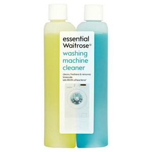 essential Waitrose Washing Machine Cleaner