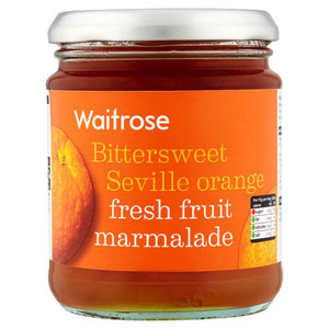 Waitrose Marmalade Fresh Fruit Seville Orange