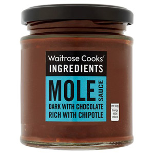 Waitrose Cooks Ingredients Mole Sauce