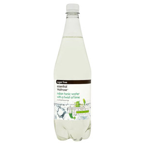 essential Waitrose Sugar Free Indian Tonic & Lime