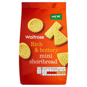 Waitrose Mini Shortbread