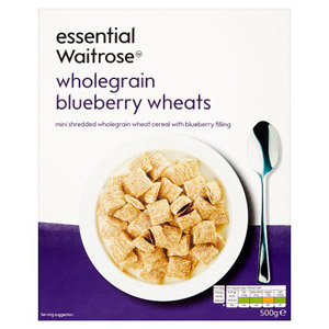 essential Waitrose Blueberry Wheats