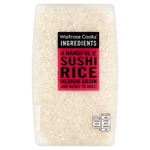 Waitrose Cooks Ingredients Sushi Rice