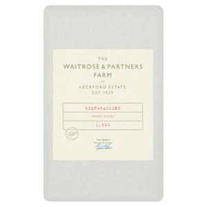 Waitrose Leckford Self Raising White Flour