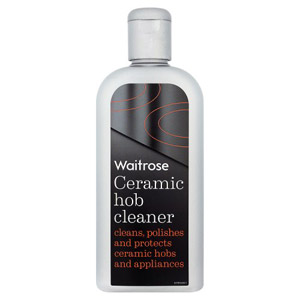 Waitrose Ceramic Hob Cleaner