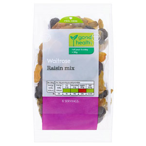 Waitrose LOVE life Raisin Mix