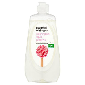essential Waitrose Washing Up Liquid Sensitive