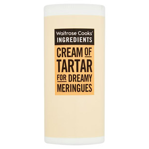 Waitrose Cooks Ingredients Cream Of Tartar