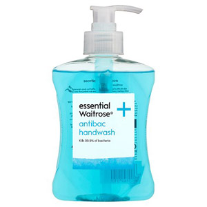 essential Waitrose Antibac Handwash