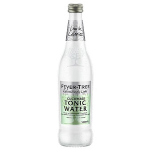 Fever Tree Light Cucumber Water