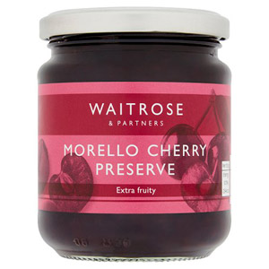 Waitrose Preserve Morello Cherry