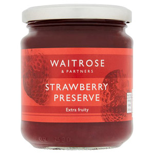 Waitrose Preserve Strawberry