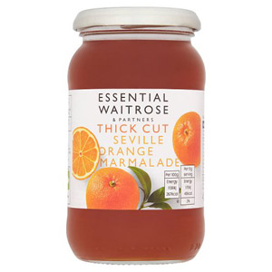 essential Waitrose Marmalade Seville Orange Thick