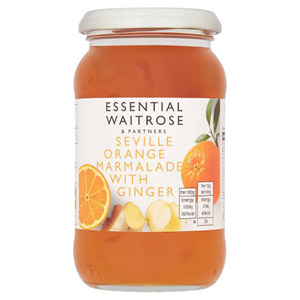 essential Waitrose Marmalade Orange & Ginger