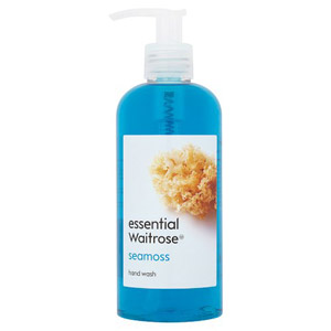 essential Waitrose Hand Wash Seamoss
