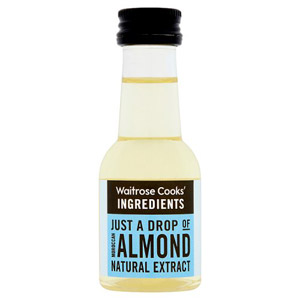 Waitrose Cooks Ingredients Moroccan Almond Extract