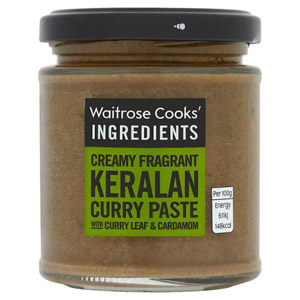 Waitrose Cooks Ingredients Keralan Curry Paste
