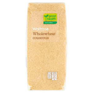 Waitrose LOVE life Wholewheat Cous Cous