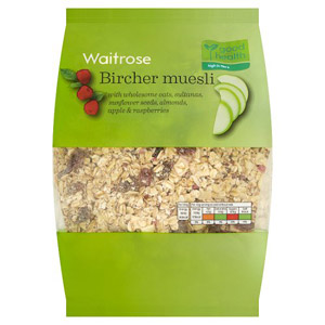 Waitrose LOVE life Muesli Bircher