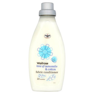 Waitrose Camomile & Cotton Fabric Conditioner