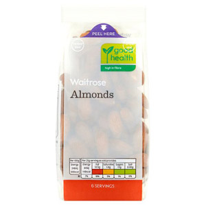 Waitrose LOVE life Almonds