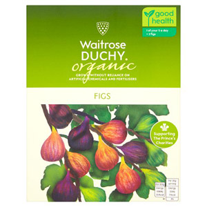Waitrose LOVE life Organic Ready to Eat Figs