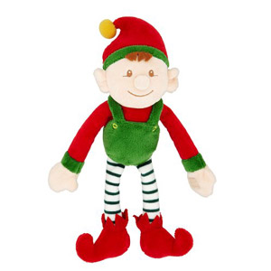 Waitrose Christmas Cuddly Little Elf