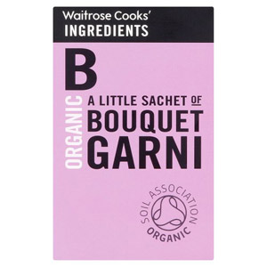 Waitrose Cooks Ingredients Organic Bouquet Garni