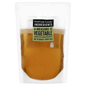 Waitrose Cooks Ingredients Vegetable Stock
