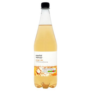 essential Waitrose Ginger Ale