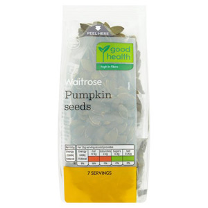 Waitrose LOVE life Pumpkin Seeds