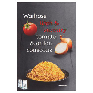 Waitrose Cous Cous Tomato and Onion