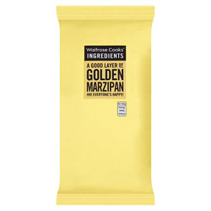 Waitrose Golden Marzipan