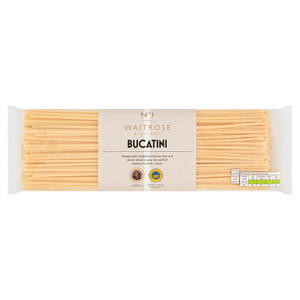 Waitrose & Partners No.1 Bucatini Spaghetti