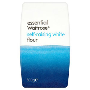 essential Waitrose Self Raising White Flour