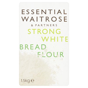essential Waitrose Strong White Flour