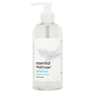 essential Waitrose Hand Wash Sensitive