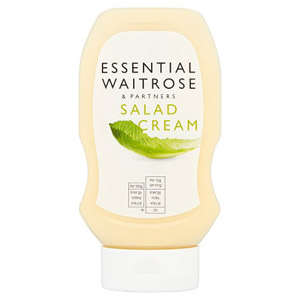essential Waitrose Salad Cream Squeezy