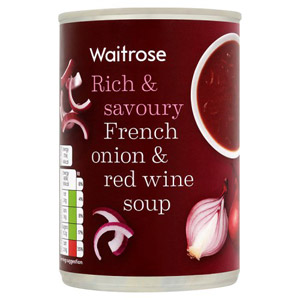 essential Waitrose French Onion Soup