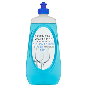 essential Waitrose Dishwasher Rinse Aid