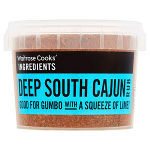Waitrose Cooks Ingredients Deep South Cajun Rub