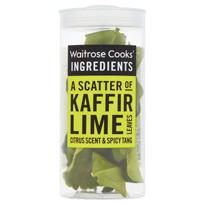 Waitrose Cooks Ingredients Kaffir Lime Leaves