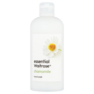 essential Waitrose Hand Wash Chamomile
