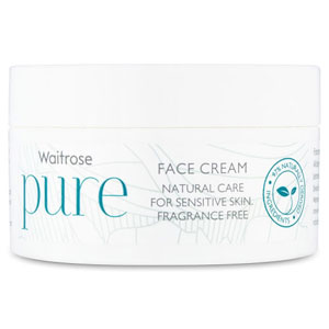 Waitrose Pure Face Cream