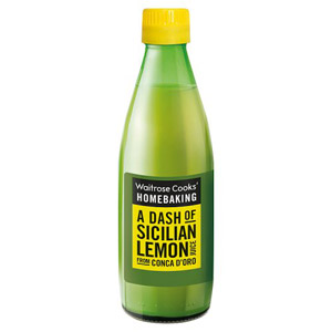 Waitrose Cooks Ingredients Sicilian Lemon Juice