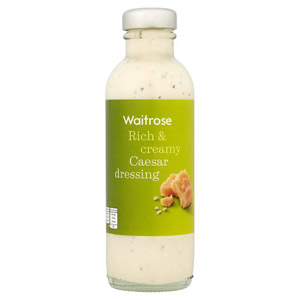 Waitrose Dressing Caesar