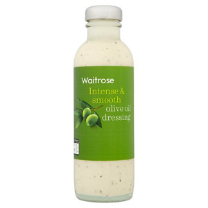 Waitrose Dressing Olive Oil