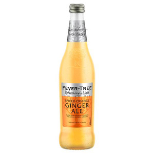 Fever Tree Refreshingly Light Spiced Orange Ginger Ale