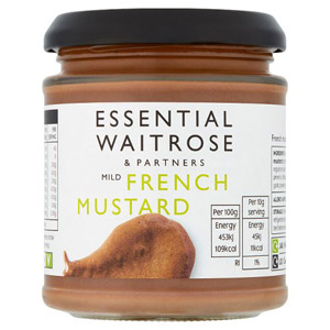 essential Waitrose French Mustard