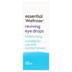 essential Waitrose Reviving Eye Drops